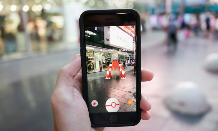 AR Augmented Reality